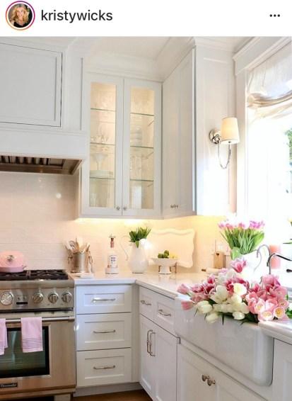 Fresh Kitchen in Spring