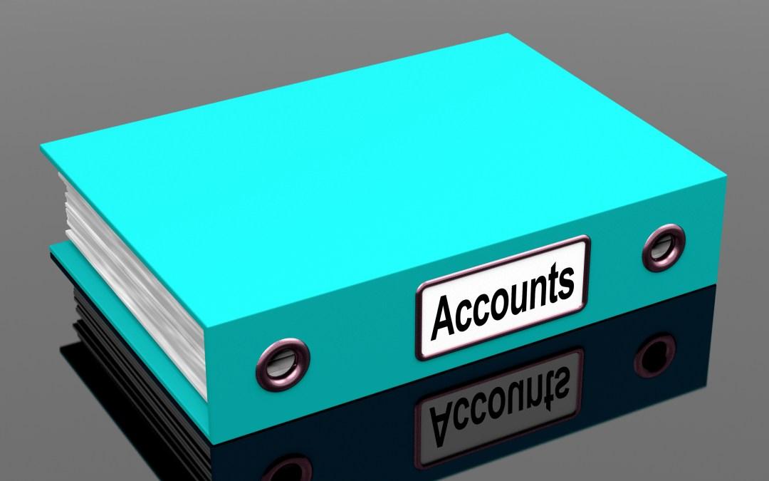 COA - Chart of Accounts