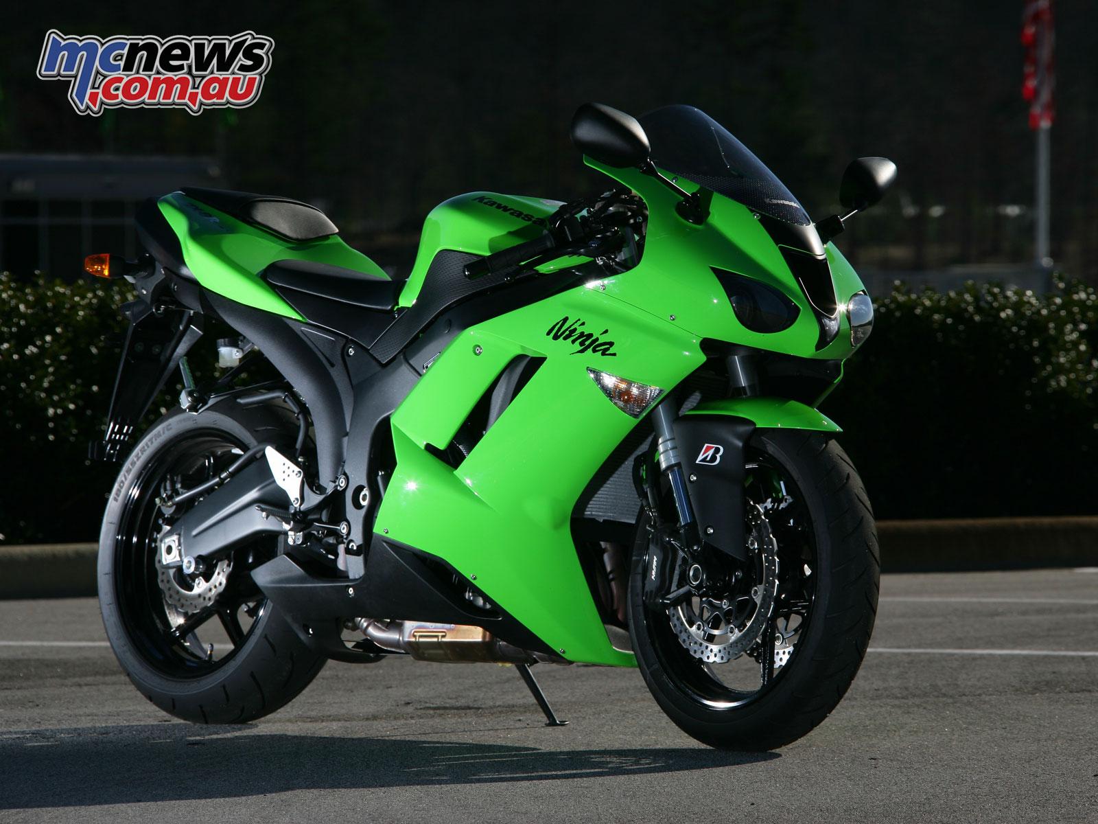 Kawasaki S 600 Supersports