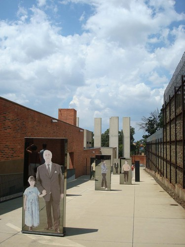 Apartheid Museum. Pic by Emiliano Homrich