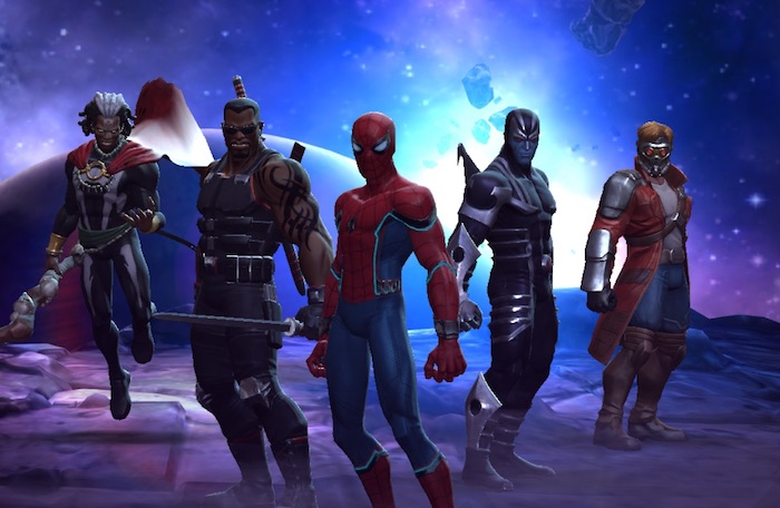 Top Five Mcoc Best Unduped Champs 2019 - Circus