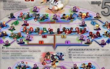 Alliance Quest Map 5 (AQ Map) (Season 5)