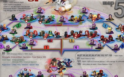 Mcoc Aw Map 2018