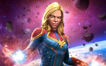 Video: Captain Marvel vs ROL Winter Soldier and Captain Marvel Classic