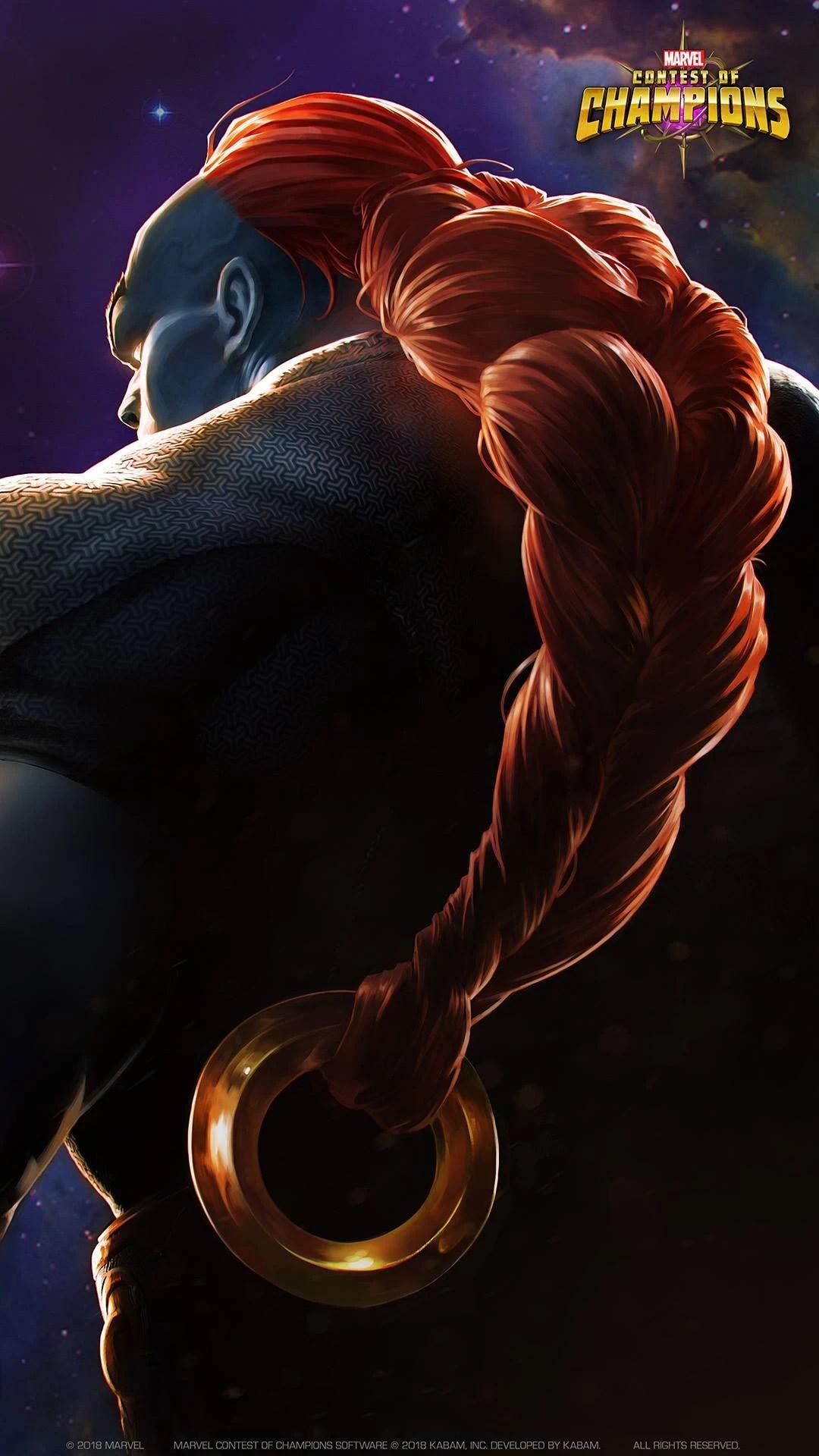 the champion hair