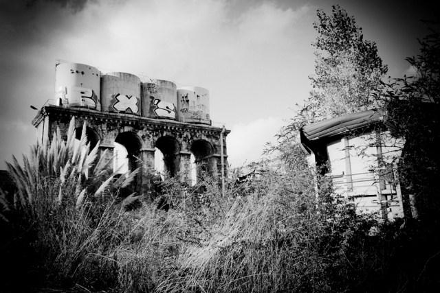 Le chateau d'eau de Bordeaux
