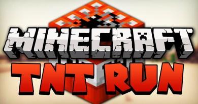 Black TNT Run 2 [Minigame] – MCPE 0.17.0