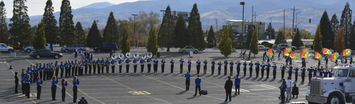 McQueen Marching Band