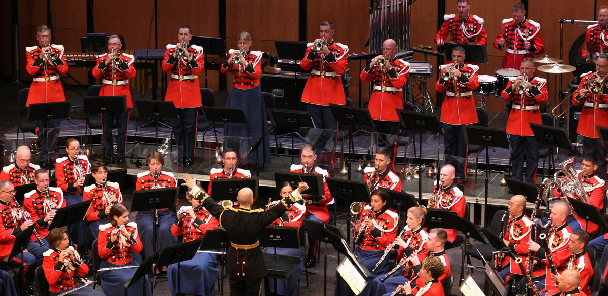 Marine Band National Concert: October 13, 2019