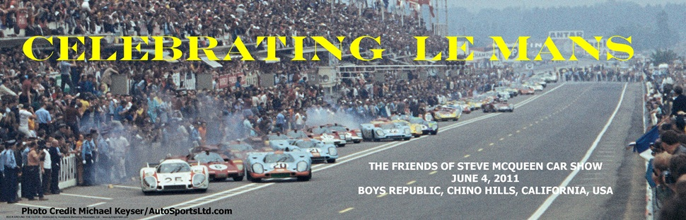Celebrating Le Mans