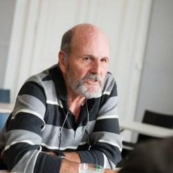 Rudolf Brenneisen, Professor für Pharmazie