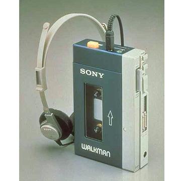 1979 Sony Walkman Portable Cassette Player Model Tps L2