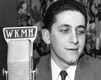 WKMH deejay Robin Seymour