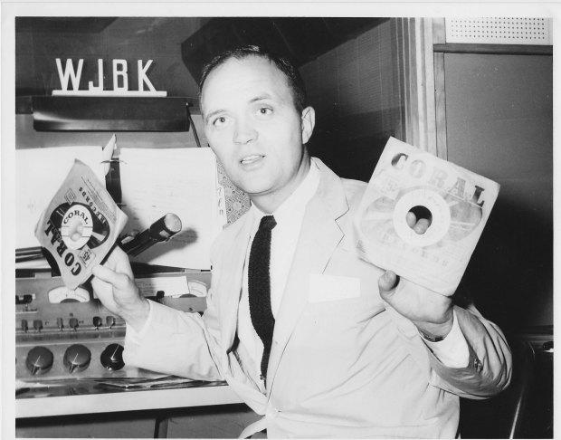 WJBK - Clark Reid - 1956