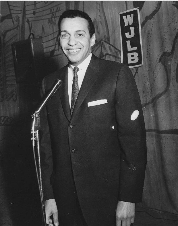 WJLB - Frantic Ernie Durham - 1956