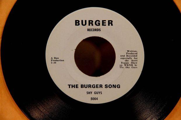 WKNR Scott Regen Burger Song