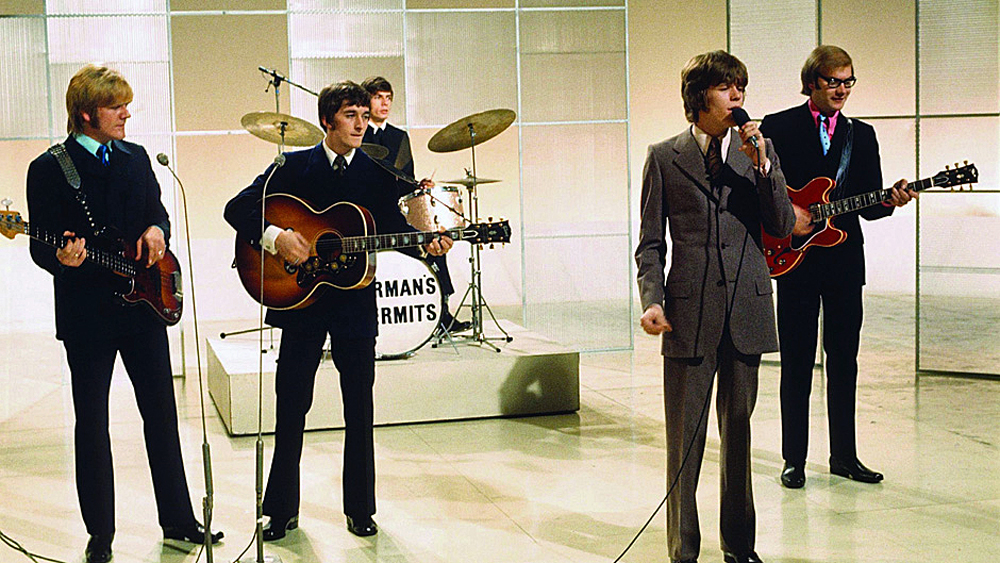 Image result for herman's hermits clip art images