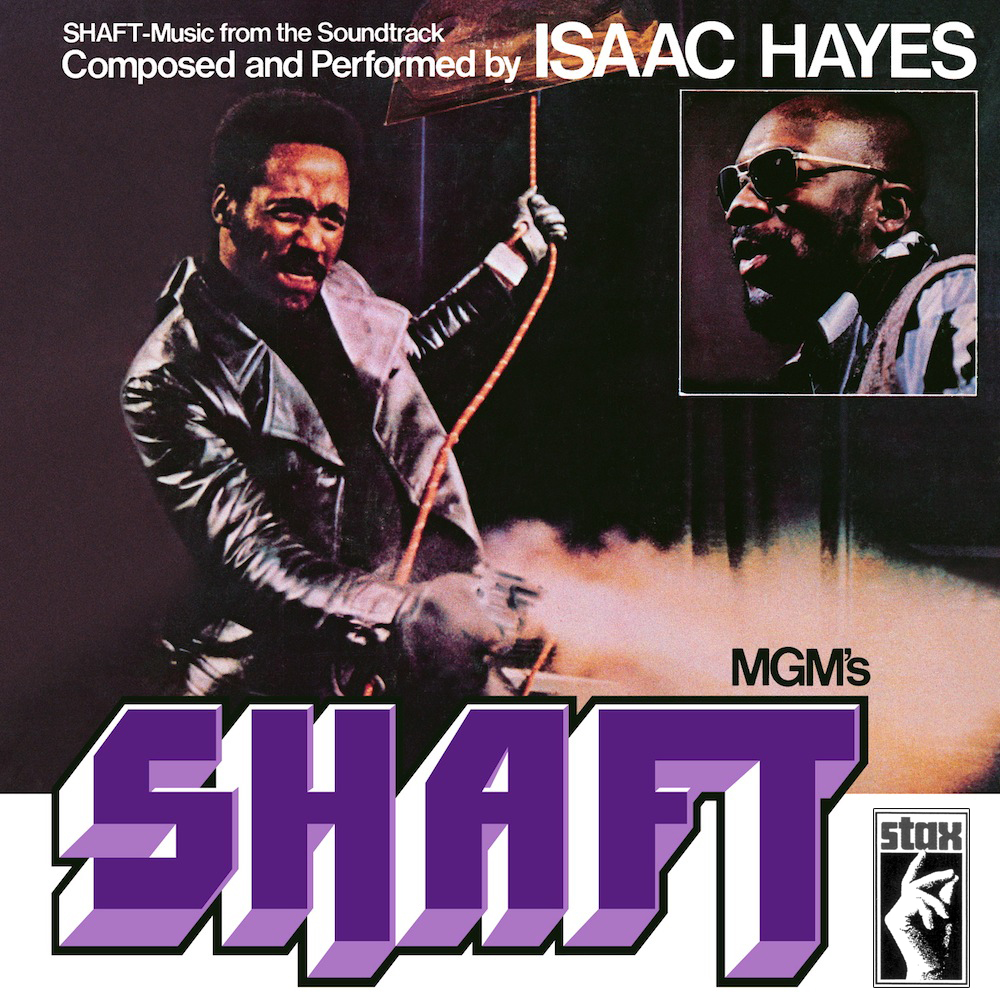 Isaac Hayes Movies And Tv Shows Top classic 1971 lp: isaac hayes' scores with 'shaft'! –