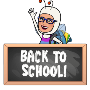 Back to School Fairy