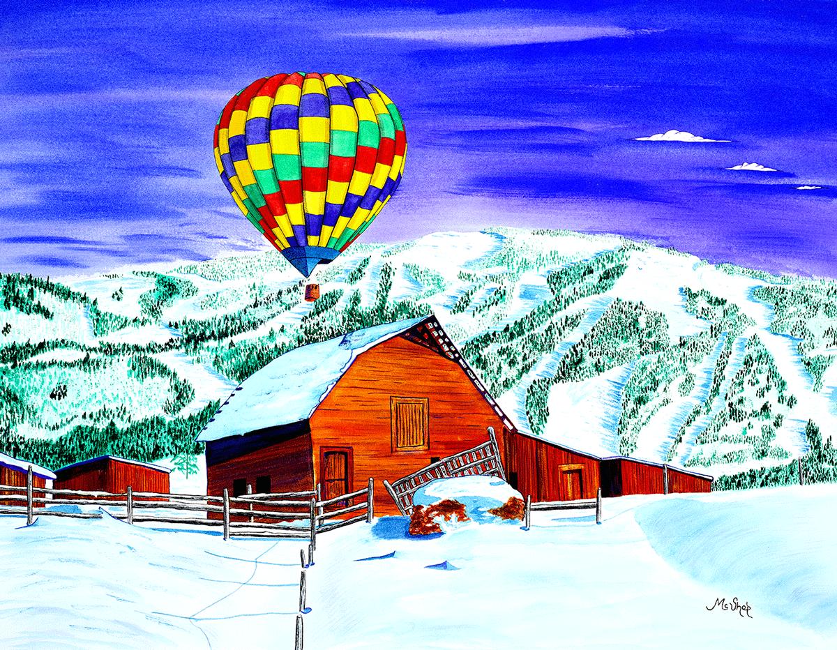 Steamboat Springs Balloon