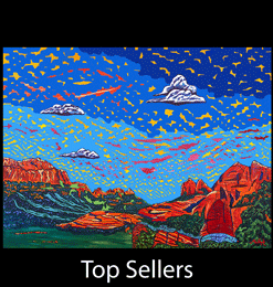 Cool Paintings of Sedona