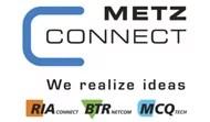Prises réseau et connecteur Metz connect