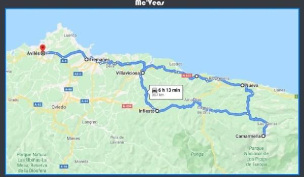 mapa camarmeña