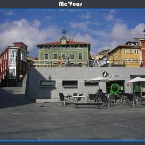 Plaza Ayuntamiento de Tineo