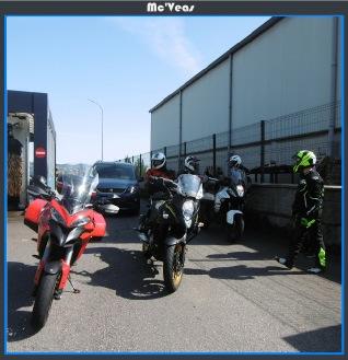 Motos en Tremañes