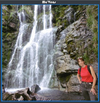 Monic en Cascada de Xurbeo