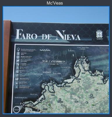 Cartel Faro San Juan