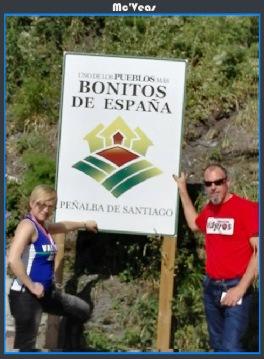 cartel pueblo mas bonito de España