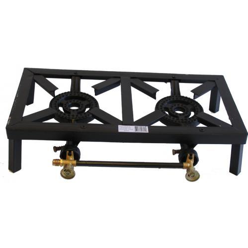 4 Burner Table Top Gas Cooker Induction