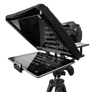 Professionelle iPadhalterung für Teleprompter