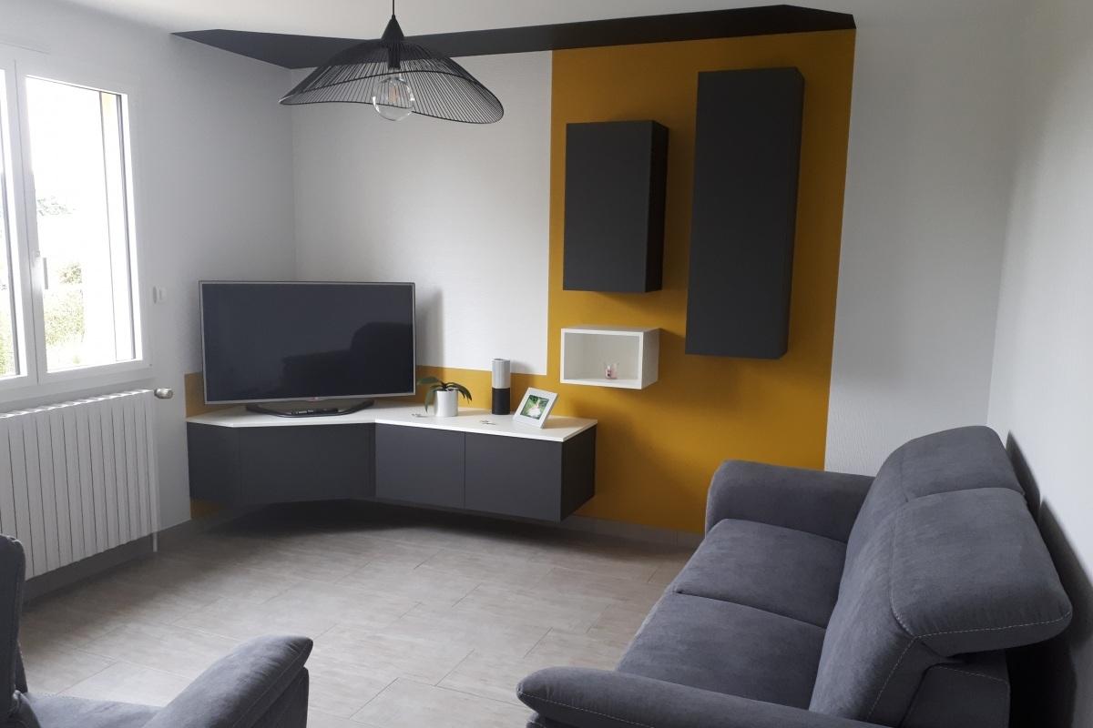 fabrication de meuble sur mesure en