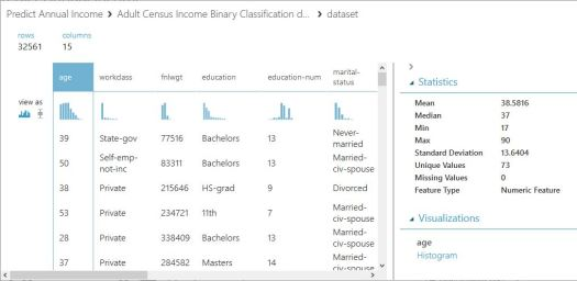 Azure-Machine-Learning-Quick-Data-Scan