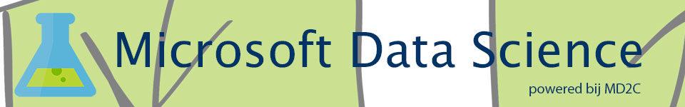 Microsoft Data Science meetup