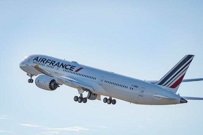 B787 Dreamliner Air France