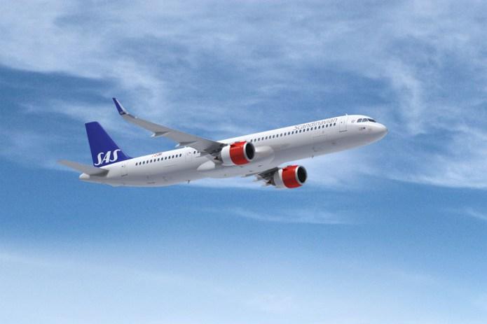 A321LR SAS