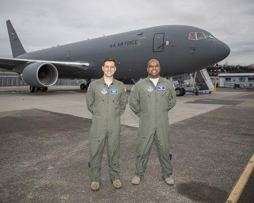 KC 46A US Air Force