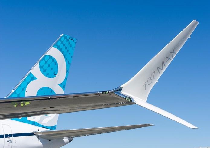 737MAX winglet