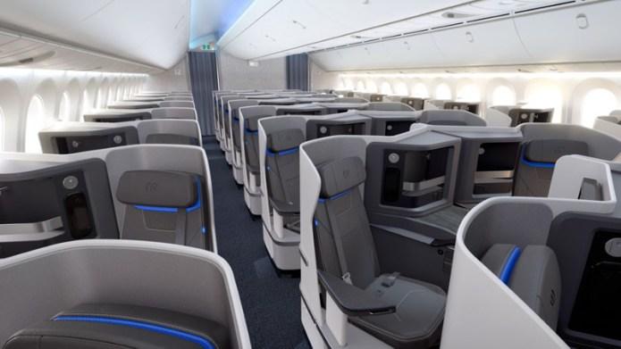 Business 787 9 Air Europa