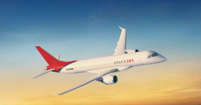 SpaceJet MRJ