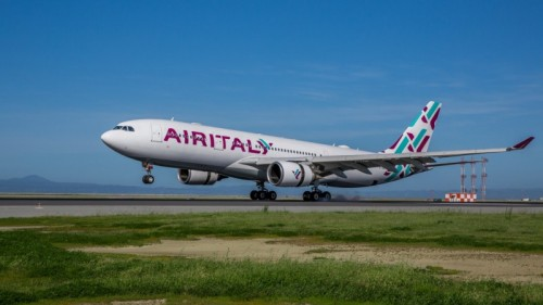 IG A332 - credit: Air Italy/Air Italy Press
