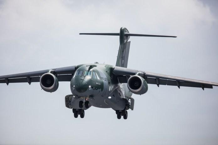 Embraer KC 390 Airlifter