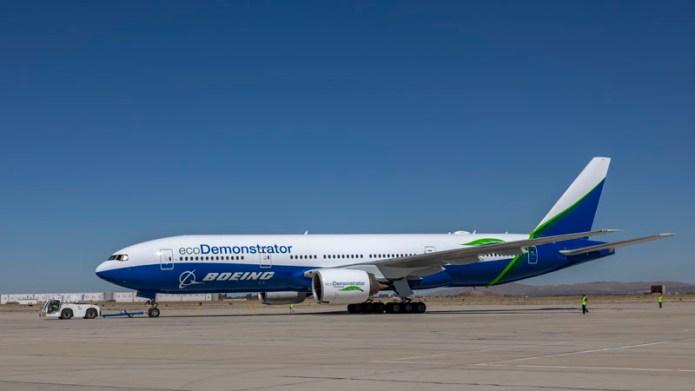 ecoDemonstrator Boeing