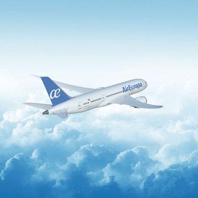 B787 Dreamliner Air Europa