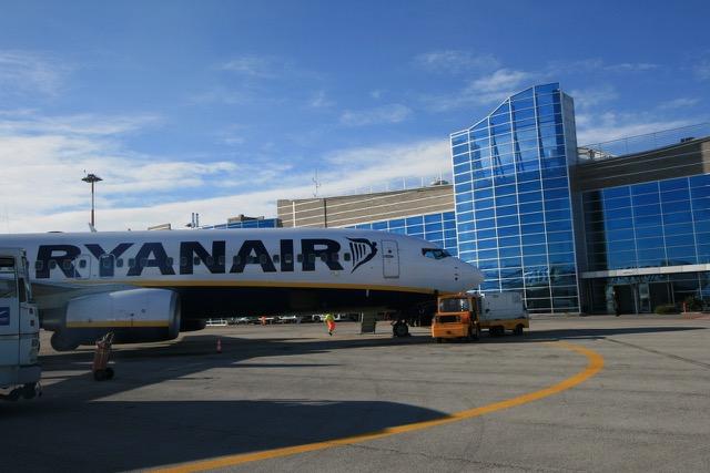 Ryanair a Cuneo