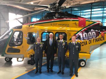 AW139 Leonardo 1000