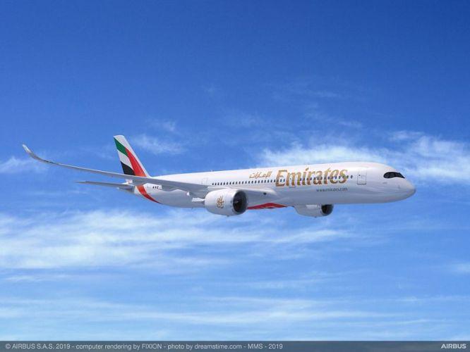 A350 900 Emirates